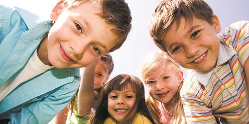 Fairchild AFB Family Children and Child Care- Stock Photo