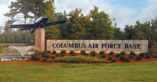 Columbus AFB Welcome to Columbus
