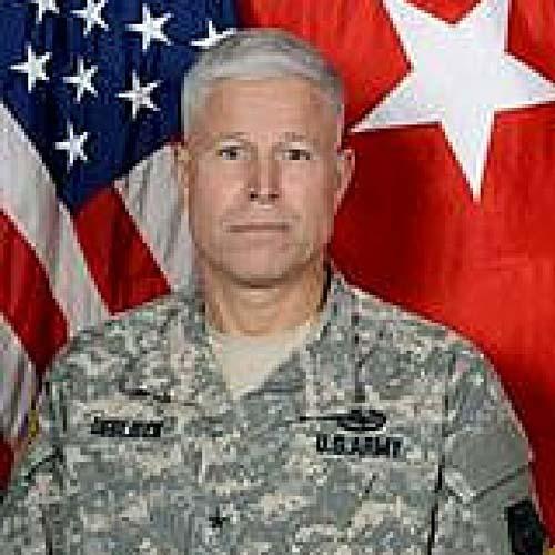 Brigadier General Arlan DeBlieck