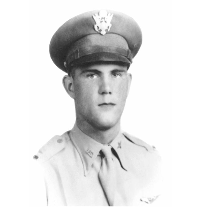 First Lieutenant Donald Hurlburt