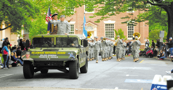 Dover AFB Living in Kent County