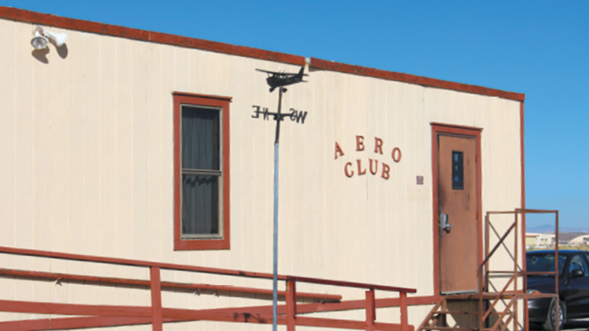Aero Club, Edwards Air Force Base Parks and Recreation