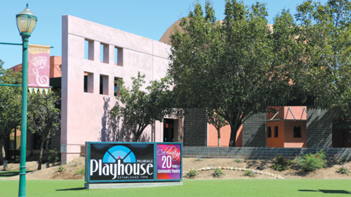 Palmdale Playhouse, Edwards Air Force Base Antelope Valley and Local Area Attractions