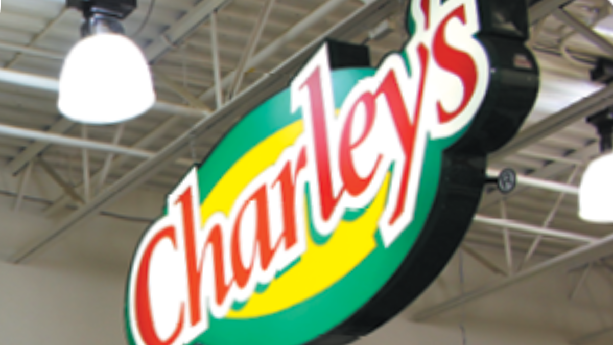 Charley's Grilled Subs logo, Edwards Air Force Base On Base Dining