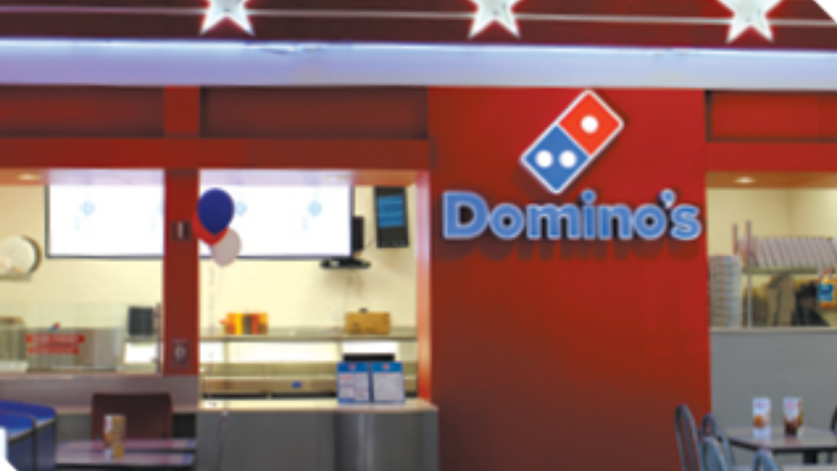 Domino's Pizza, Edwards Air Force Base On Base Dining