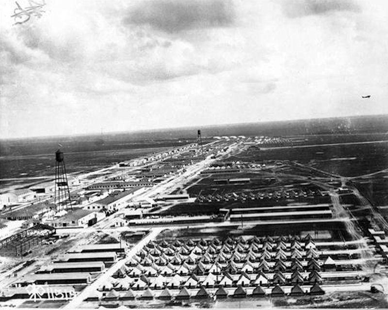 Ellington Field 1918