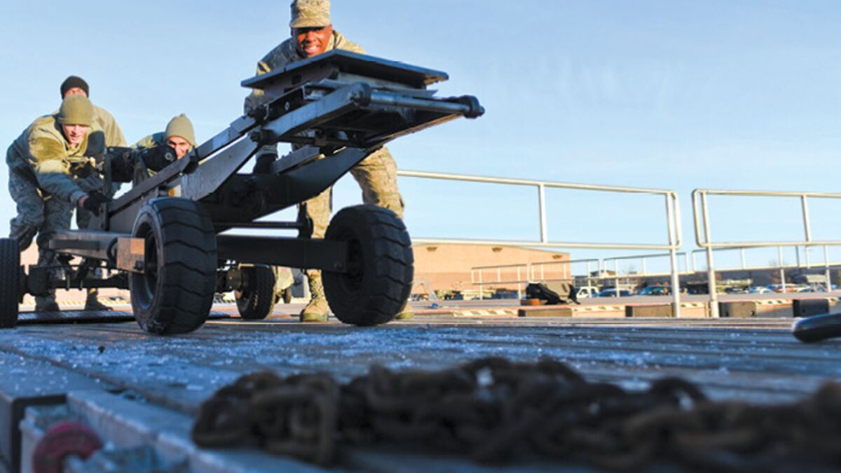 Ellsworth AFB Organizations 28th Maintenance Group