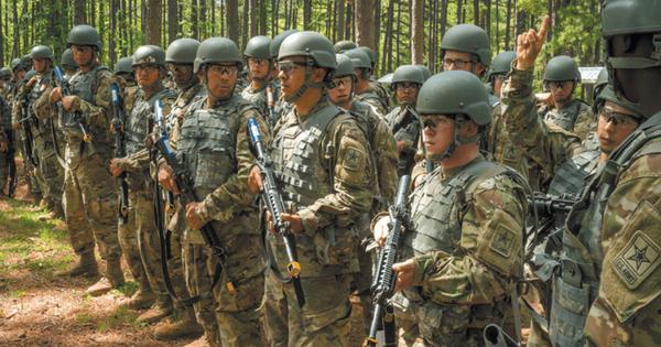 Ft Leonard Wood Tenants Enterprise Partners Reserve Forces