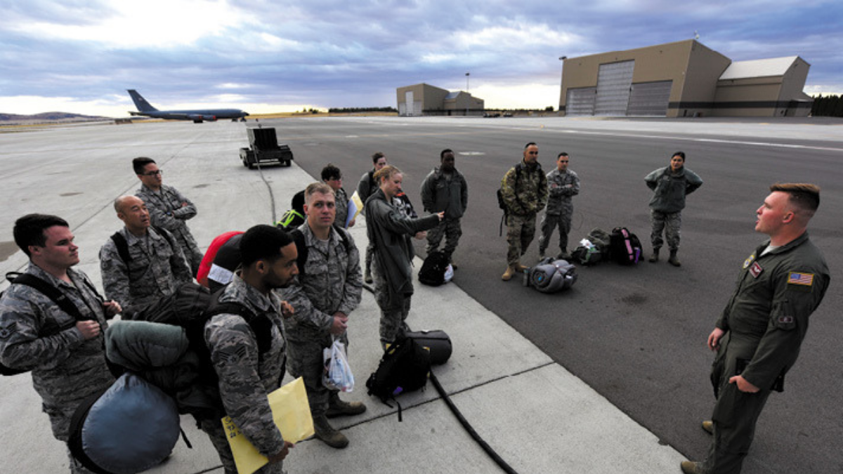 Fairchild AFB Guide_2019 Our Military Arrival