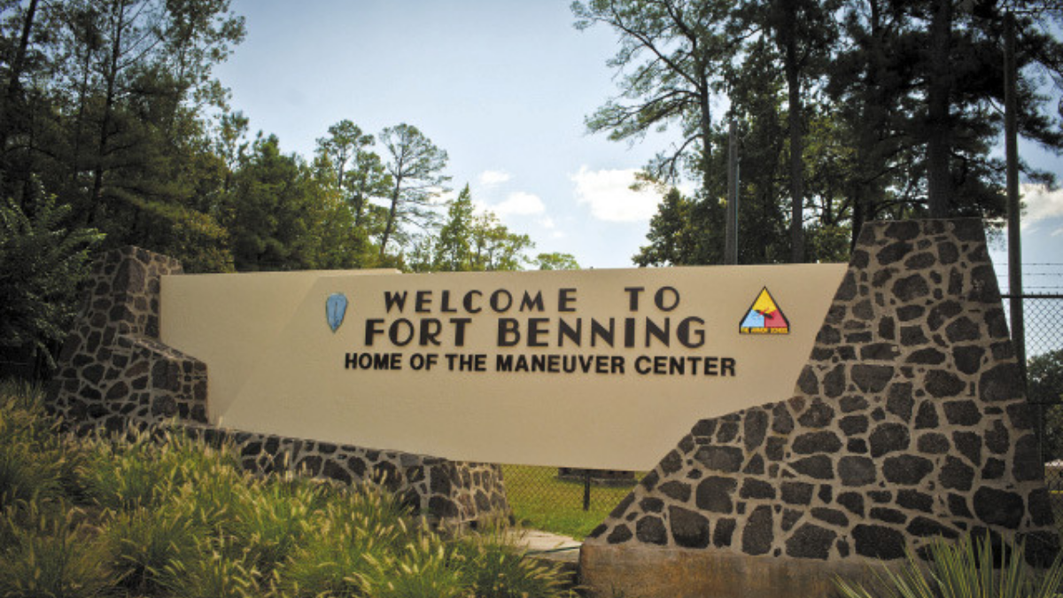 Fort Benning_2019 Welcome Welcome Home!