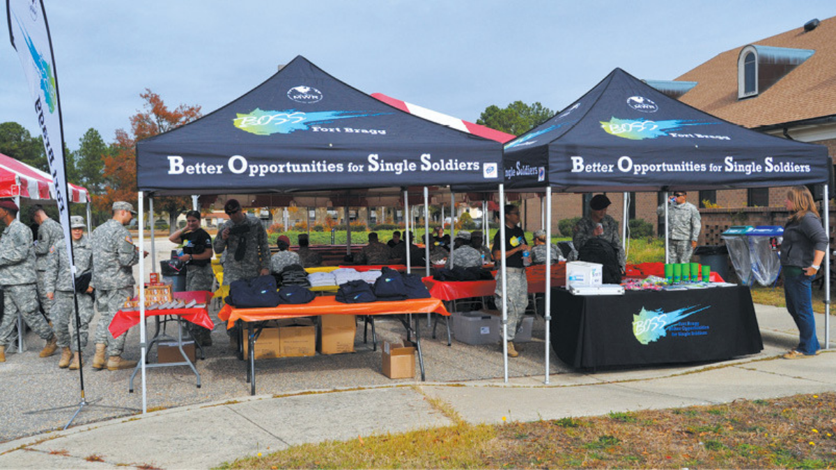 Ft Bragg_2019 B: Banks - Bus Service Better opportunities for Single Soldiers (Boss)