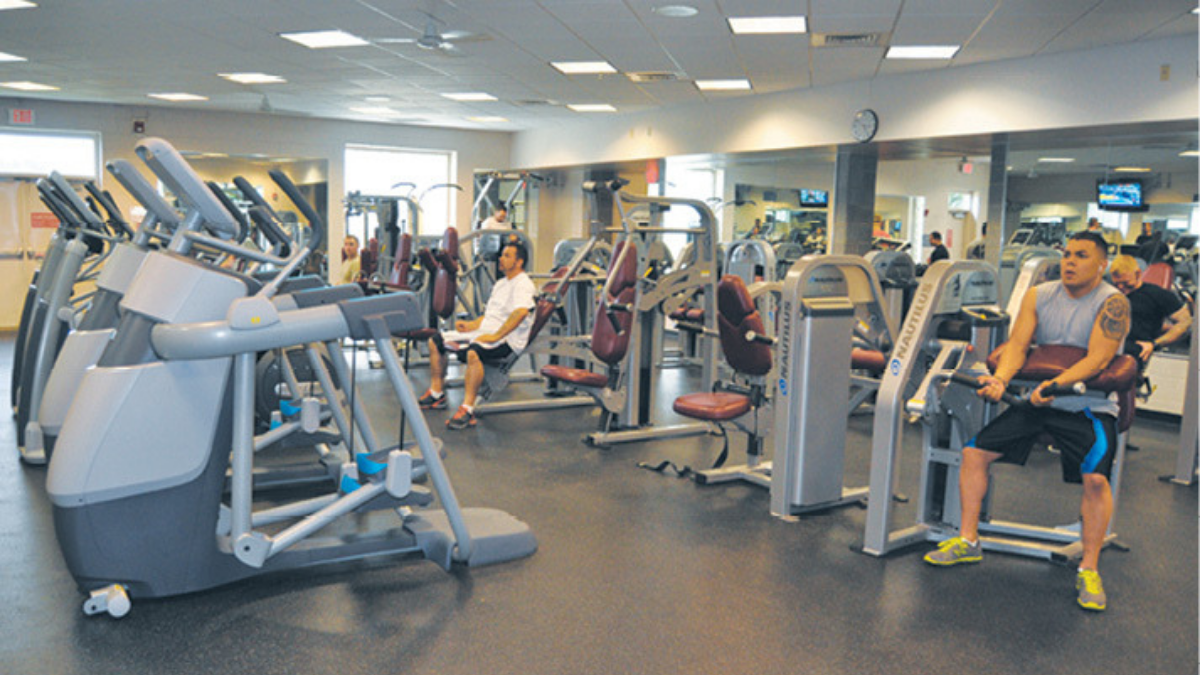 Ft Bragg_2019 M-P: Marketing - Post Office PHYSICAL FITNESS CENTERS