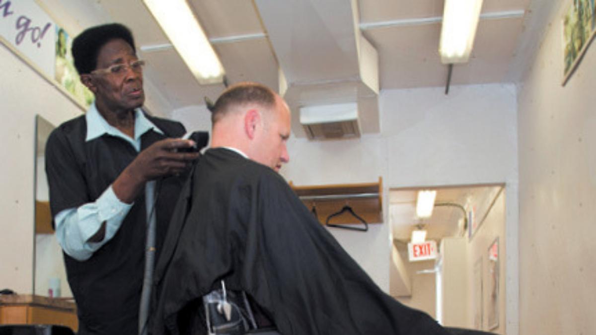 Ft Bragg_2019 B: Banks - Bus Service Barber Shops