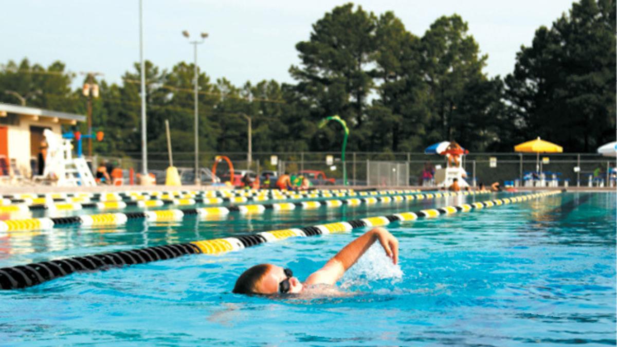 Ft Bragg_2019 R-S: Rape Crisis - Swimming Pools SWIMMING POOLS