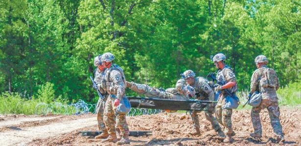 Ft Campbell 2018 101st Airborne Division Sustainment Brigade