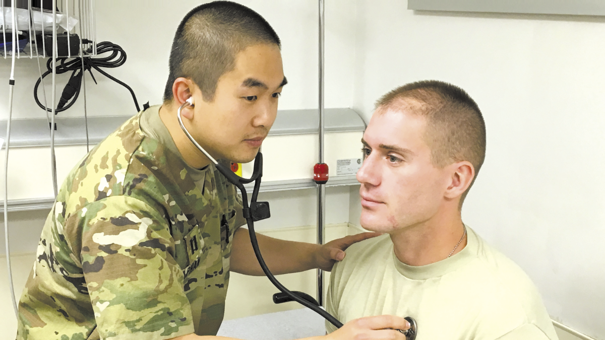 Ft Jackson_2019 Medical and Dental Services Moncrief Army Health Clinic