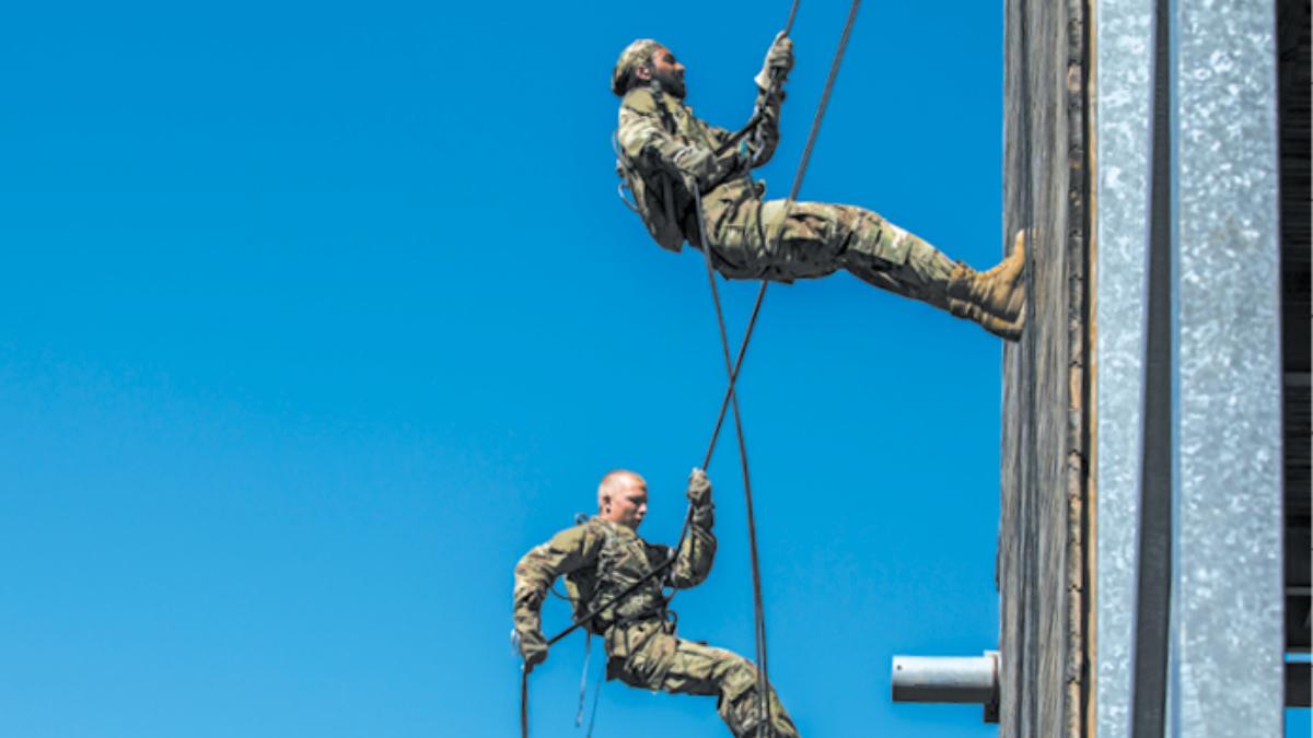 Ft Jackson_2019 Training Basic Combat Training