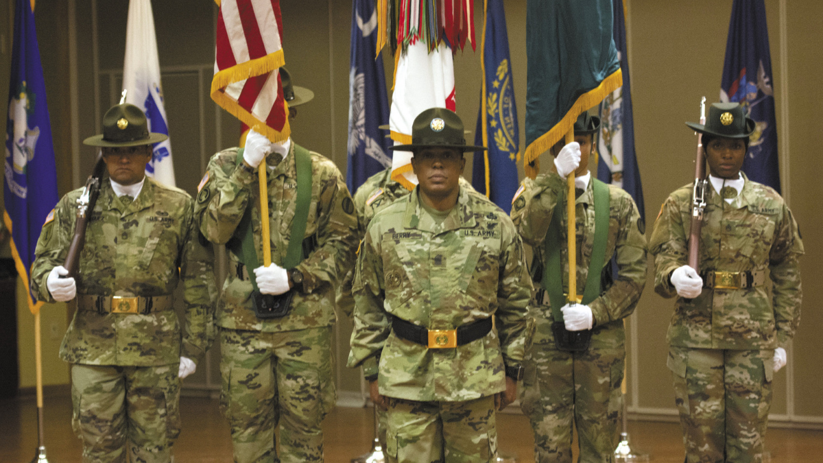 Ft Jackson_2019 Partners in Excellence Military Entrance Processing Station (MEPS)