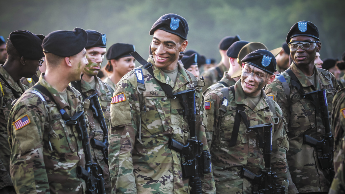 Ft Jackson_2019 Partners in Excellence Marine Corps Detachment