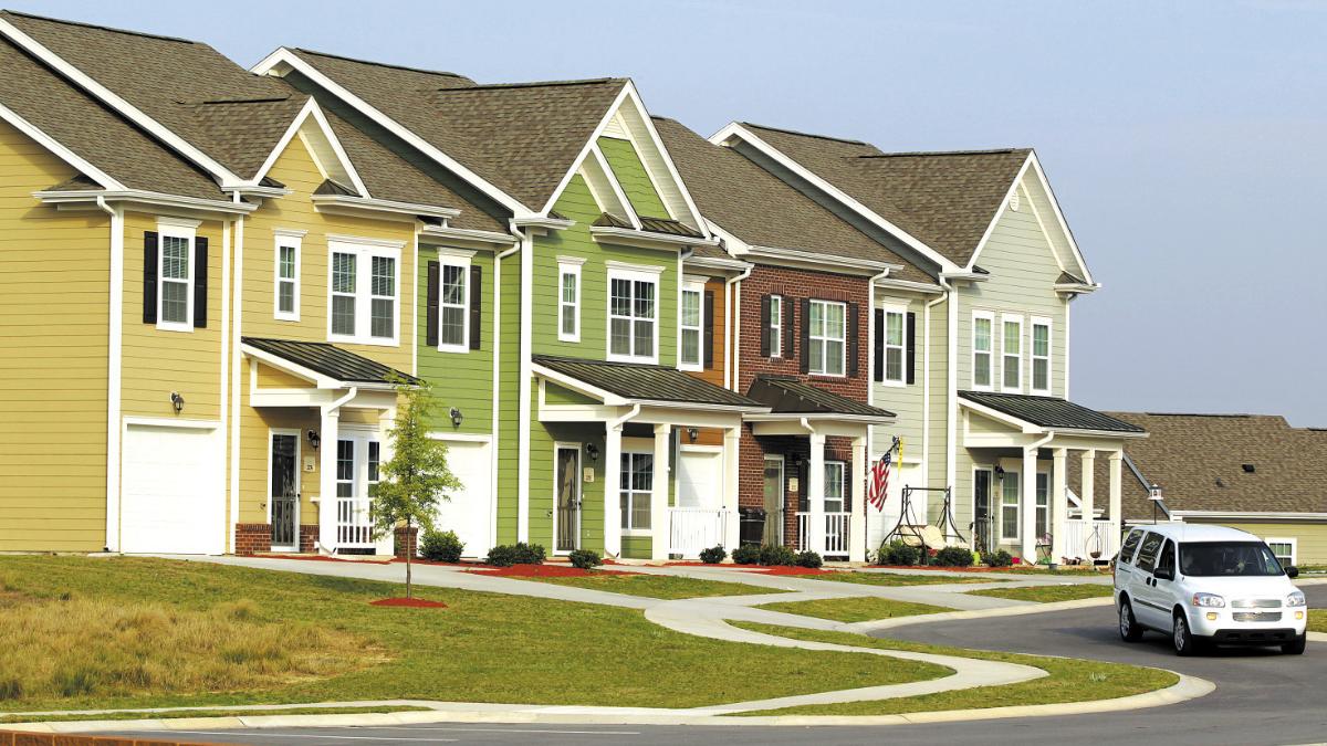 Ft Jackson_2019 arrival Housing