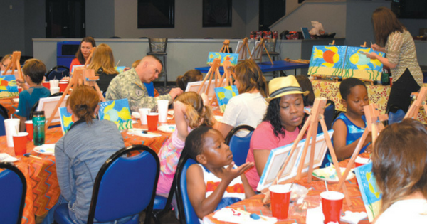 Ft Riley Recreation Arts and Crafts Center