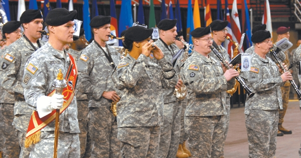 Ft Wainwright US Army in Alaska Units