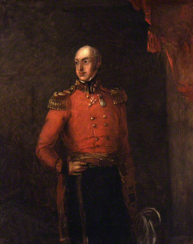Major General William George Keith Elphinstone, CB.