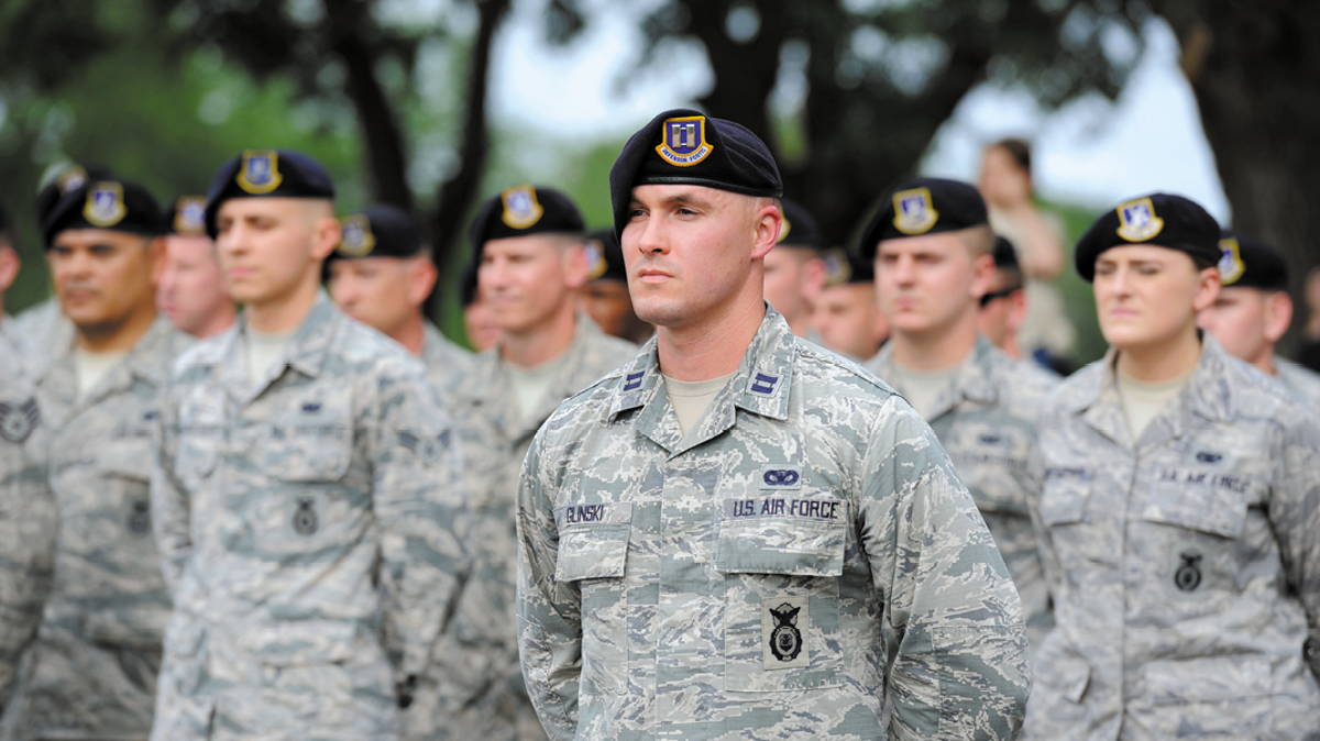 Harrison County Our Military at Keesler AFB