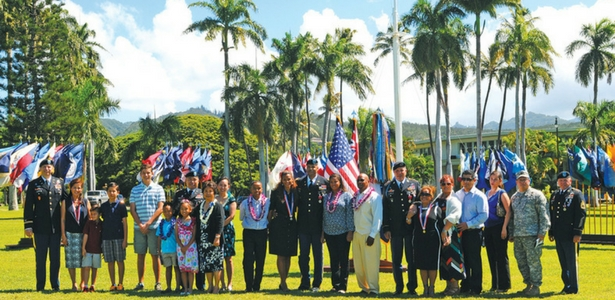 Hawaii-29C Fort Shafter Recreation