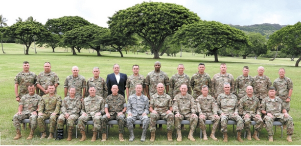 Hawaii 29C Pacom Mission Statement