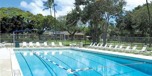 Hawaii Navy Pools