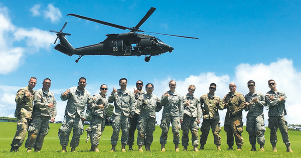 Hawaii Army TAMC Family Services