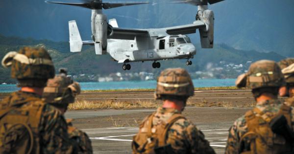 Hawaii Marine Corps MCB Hawaii Units