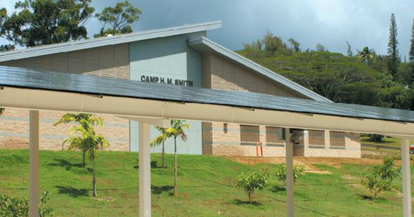 Hawaii Marine Corps Camp HM Smith Family Services