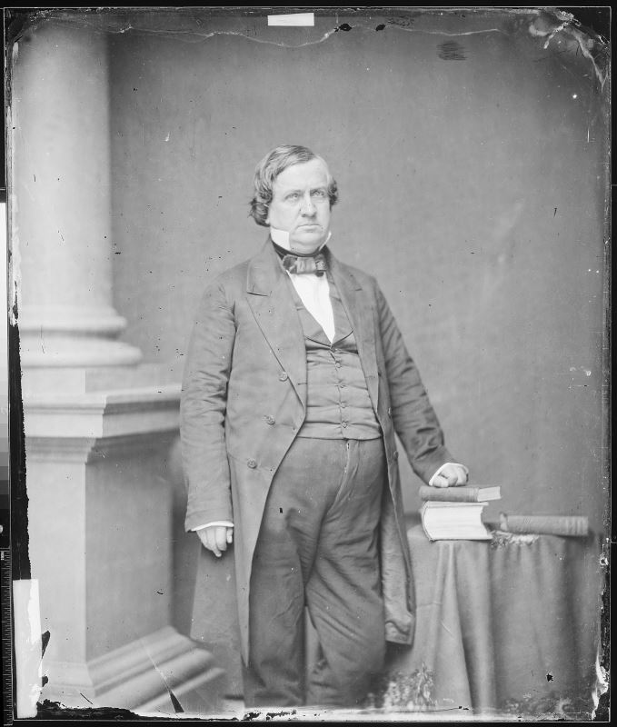 Senator John P. Hale