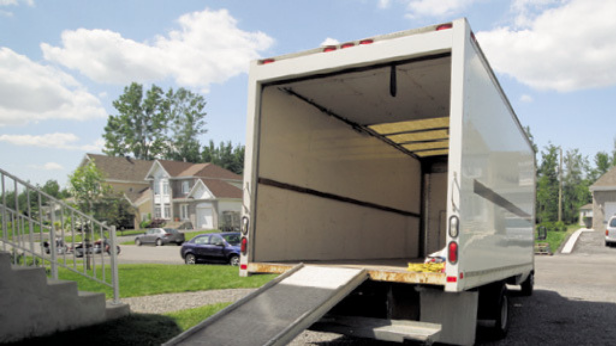Hill AFB Housing and Real Estate Planning Your Move - Stock Photo