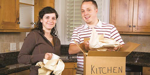 Beale AFB Housing Assistance-Stock Photo