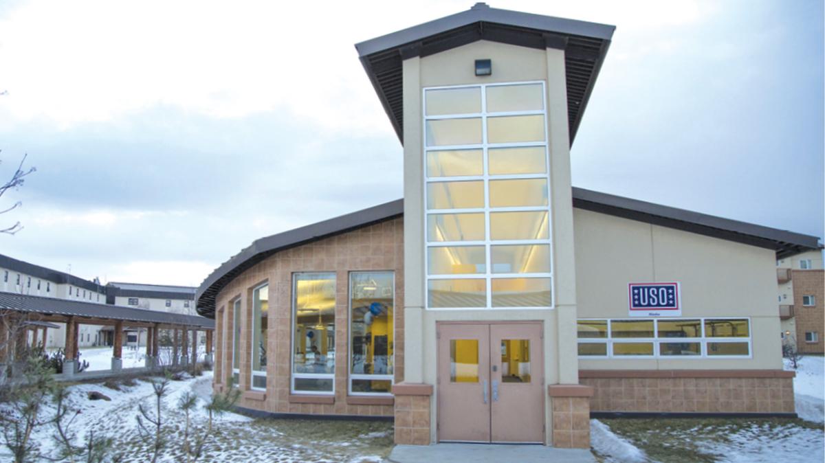 USO Wellness Center, Joint Base Elmendorf-Richardson, JBER