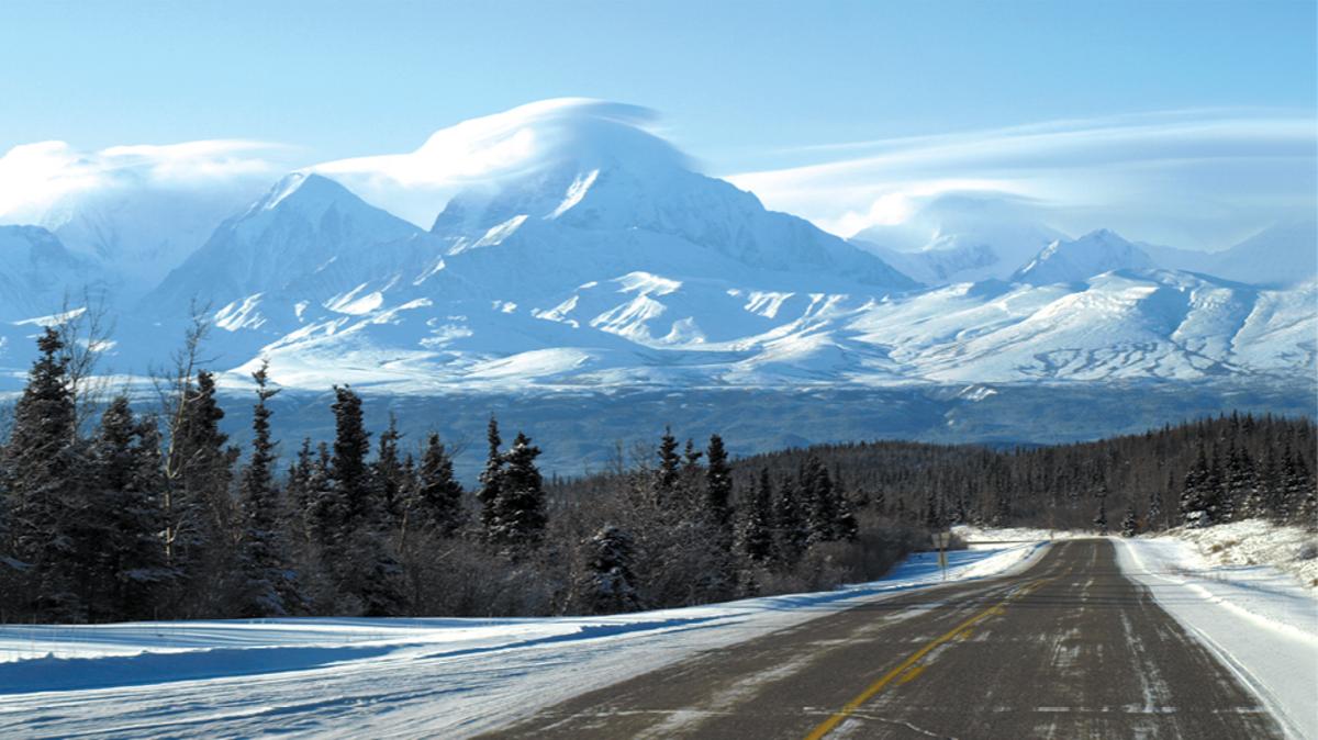 Parks Highway Denali, Joint Base Elmendorf-Richardson, JBER