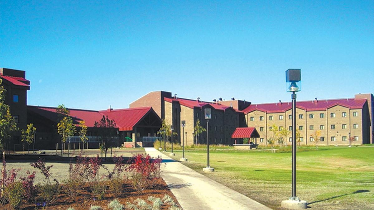 Lodging photo, Joint Base Elmendorf-Richardson, JBER