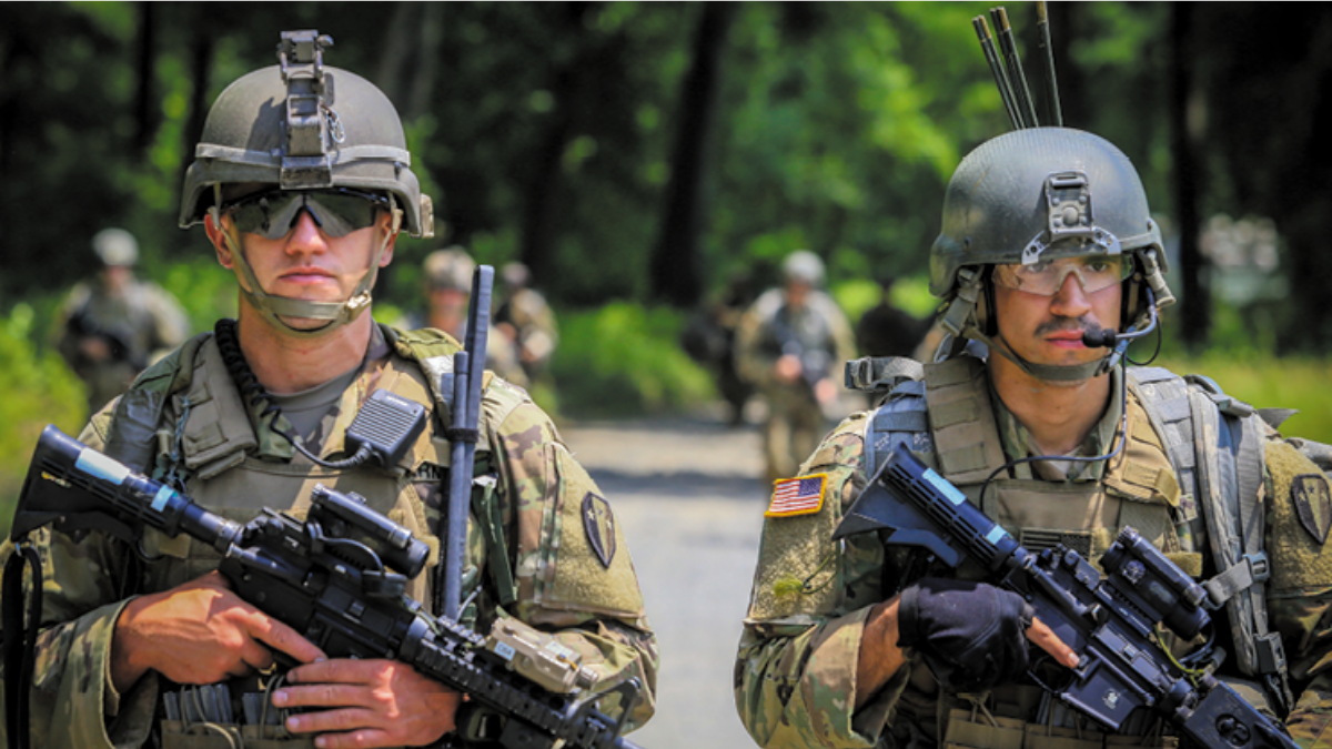 JBMDL 2019 Our MIlitary