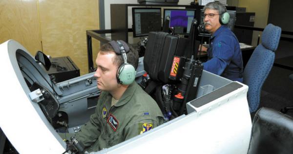 San Antonio Randolph Air Force Base Arrival
