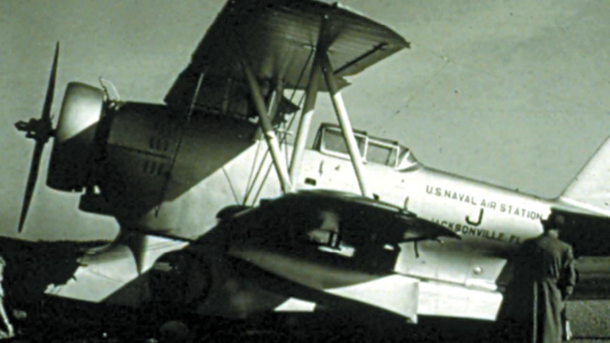 Jacksonville_2019 NAS Jacksonville 1940-Present Historical Background
