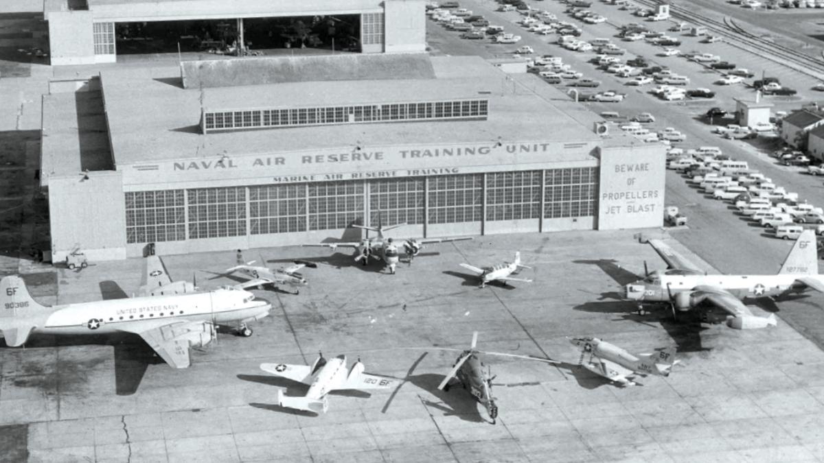 Jacksonville_2019 NAS Jacksonville 1940-Present 1960-1969