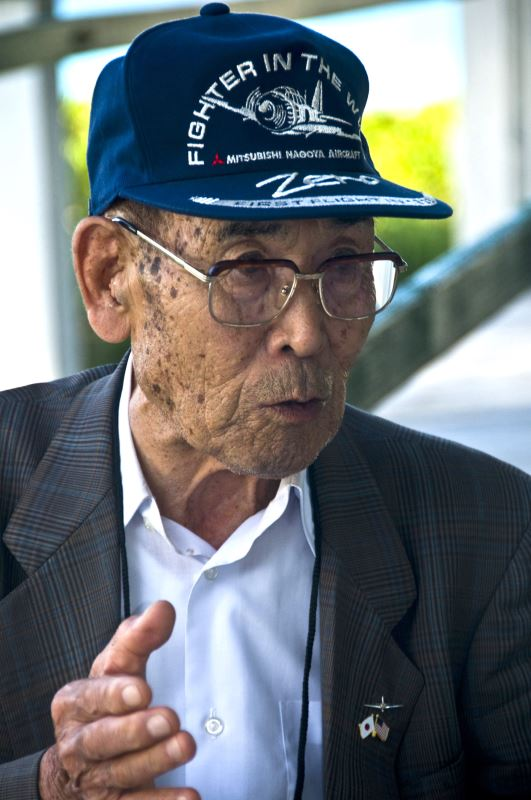 Harada, who was severely injured after being shot down in 1942, would spend decades regretting the deaths he caused during WWII. He and his wife would found a nursery and kindergarten school in order to care for children as a way to make up for his regrets. He also became a widely celebrated anti-war speaker in both his own country and the United States