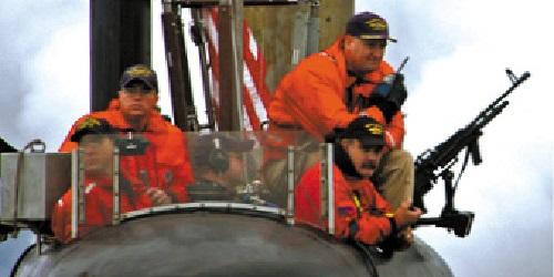 KITSAP Naval Undersea Warfare Center