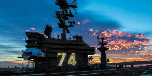 KITSAP USS Stennis