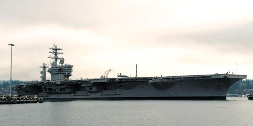 KITSAP USS Nimitz