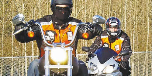KITSAP Motorcycle Endoresement
