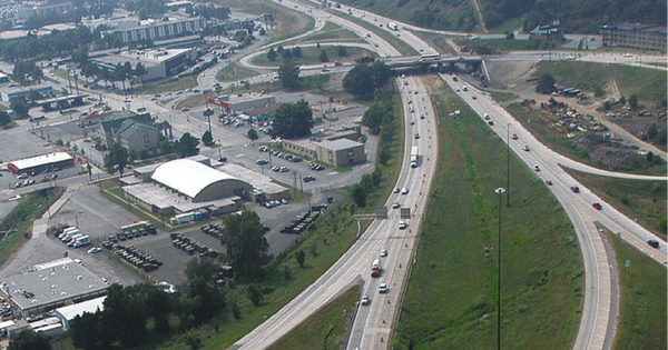 Little Rock AFB Getting To and Around Driving and Commuting